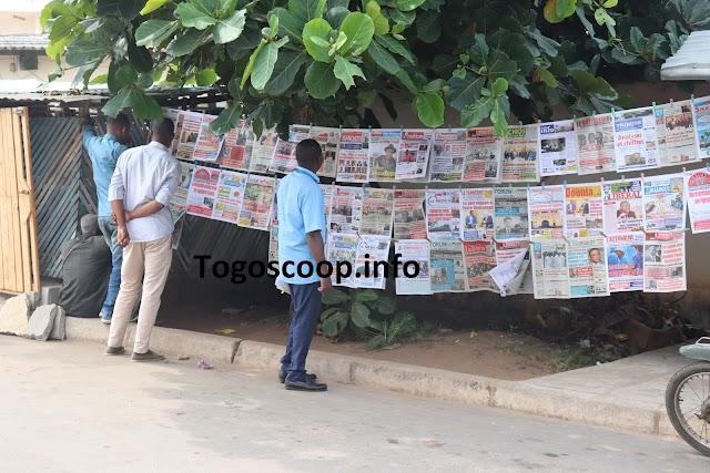Média : La presse togolaise a enfin  sa semaine