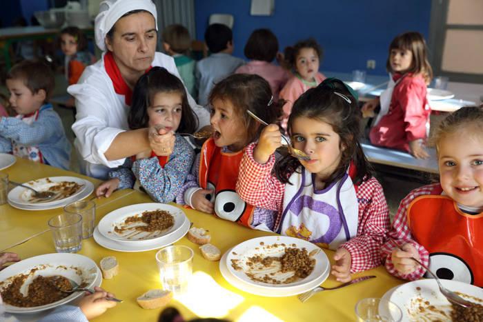 Men ecol gico en el jantoki - Proyecto de comedor escolar ...
