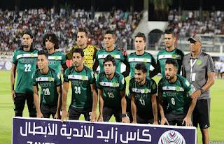 نتيجة مباراة الهلال والنفط العراقي اليوم الاثنين 29-10-2018 في كأس زايد للاندية