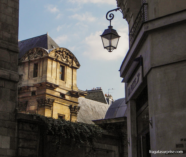 Bairro do Marais, Paris