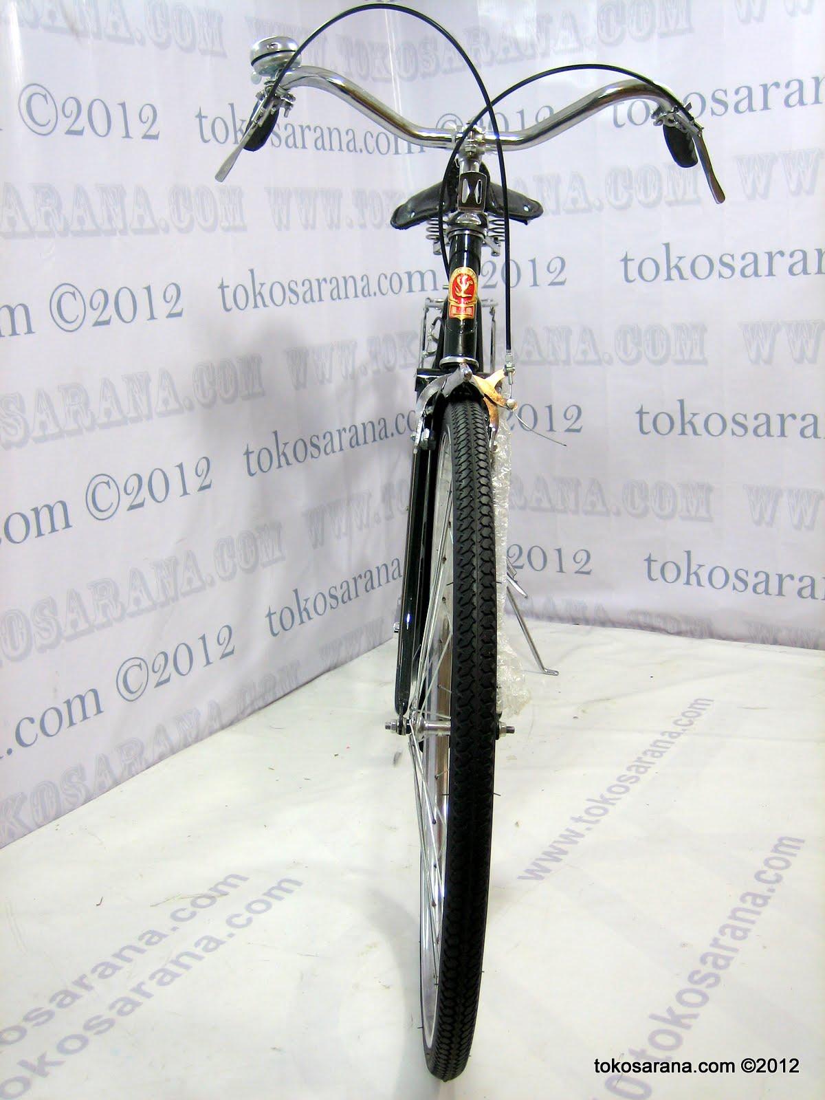 Tokosarana Mahasarana Sukses Heavy Duty Bike Phoenix Spl65 Light Roadster For Ladies 26 Inci