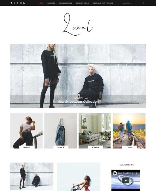 Blogger Tema-Giyim
