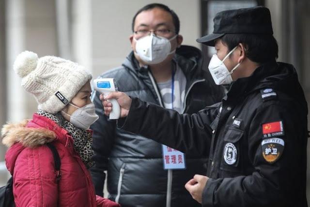 12 Negara di Dunia Positif Terjangkit Virus Corona