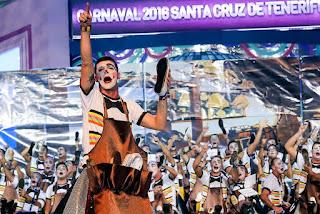Resultado de imagen de la traviata carnaval tenerife 2016