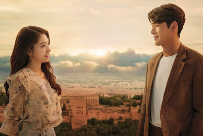 Memories Of The Alhambra, Korean Drama, Drama Korea 2018 / 2019, K - Drama Memories Of The Alhambra, Drama Korea Memories Of The Alhambra, Sinopsis Drama Korea Memories Of The Alhambra, Review Memories Of The Alhambra, Korean Drama Review, Review By Miss Banu, Blog Miss Banu Story, Korean Style, Artis Korea, Best Korean Drama, Popular Drama, Sweet, Hyun Bin New Drama, Suspen, Park Shin Hye New Drama, Poster Drama Korea Memories Of The Alhambra, Pelakon Drama Korea Memories Of The Alhambra, Hyun Bin, Park Shin Hye, Park Hoon, Kim Eui Sung, Min Jin Woong, Lee Seung Joon, Han Bo Reum, Park Chan Yeol,