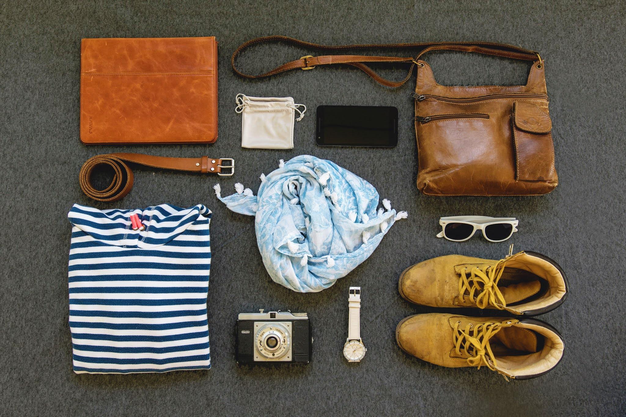ROAD TRIP ESSENTIALS: CLOTHING