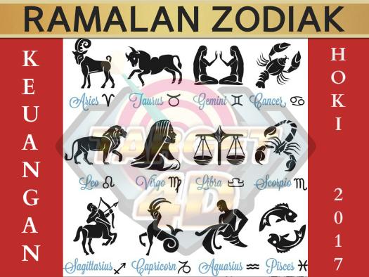 Zodiak Yang Hoki Di Tahun 2017