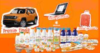 Logo Zymil 50 anni 2° edizione : vinci 63 Trolley, 9 Apple McBook e 1 Jeep Renegade