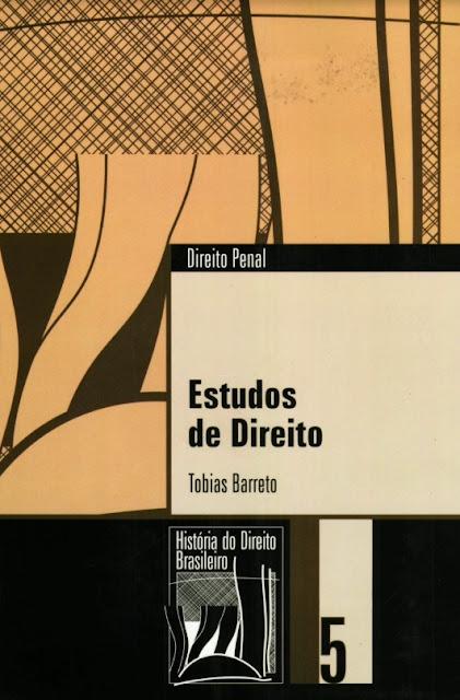 Estudos de Direito - Tobias Barreto