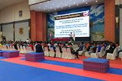 126 Wasit FORKI Ikuti Seleksi Kejuaraan Karate Piala Panglima TNI