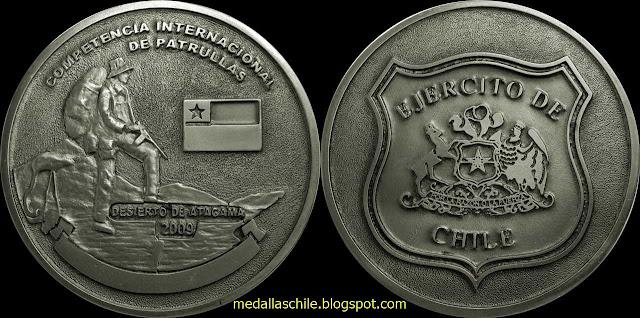 Medalla Operacion Salitre