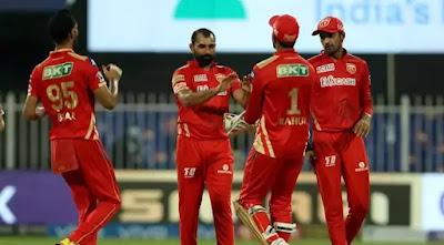 Cricket Highlights – PBKS vs SRH 37th Match IPL 2021