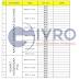 Spesifikasi Ukuran Kawat Harmonika PVC & Galvanis
