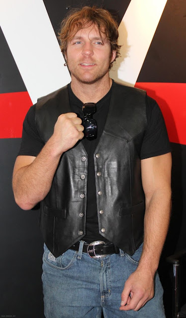 Dean Ambrose 5K Wallpapers