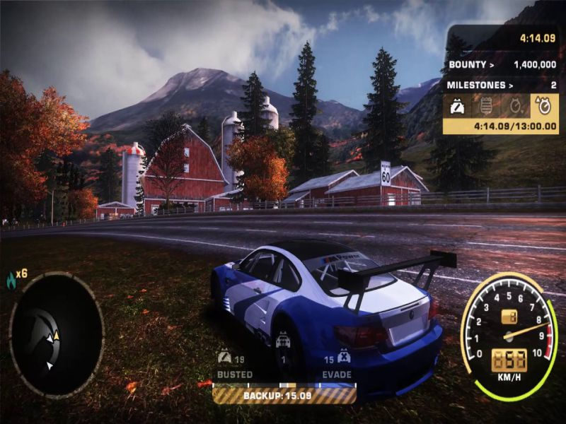 Download Need for Speed Most Wanted Remastered Edition Free Full Game For PC