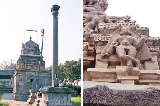 Chenraya Perumal Adhiyaman Kottai Dharmapuri Temple