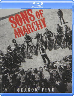 Sons of Anarchy – Temporada 5 [3xBD25] *Con Audio Latino