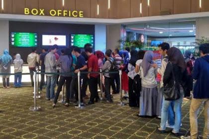 Nonton Bioskop di Lampung Tanpa Antri Beli Tiket