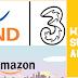 Wind sbarca su Amazon con una promo, è il primo operatore mobile a farlo...