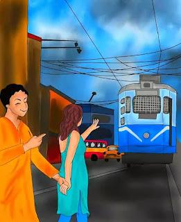 রোমান্টিক ভালোবাসার গল্প - Romantic Valobashar Golpo