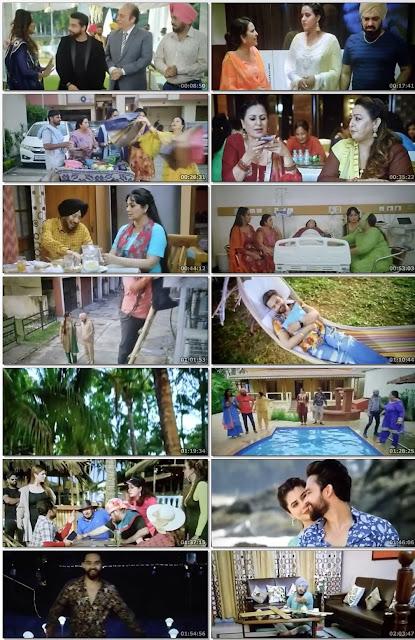 Kitty Party (2019) Full Punjabi Movie Download 480p 720p CAMRip    7starhd