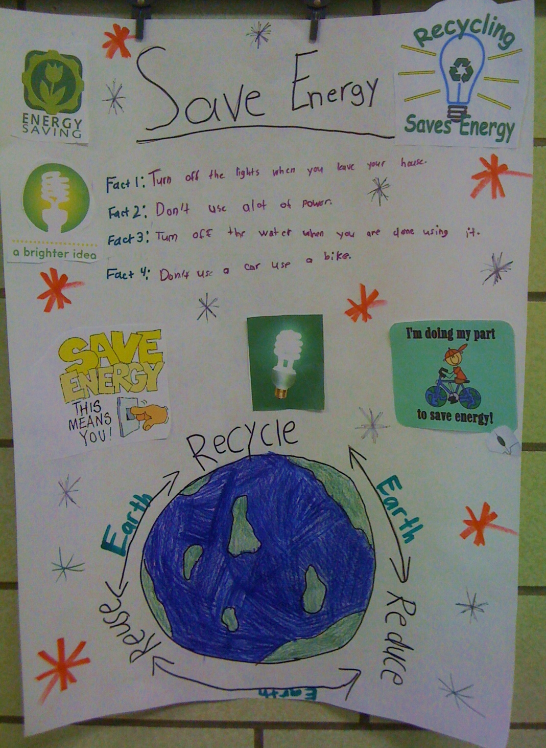 3rd Grade Earth Day Celebration Earth Day Project 2
