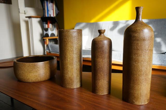 ceramique culis 1973 annees 70