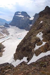 Grinnell Glacier Overlook, Glacier National Park, Montana