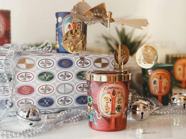 Diptyque's Lucky Charms Christmas Collection 2019