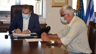ΕΤΟΙΜΗ σύμβαση για τον καθαρισμό αυτοφυούς βλάστησης στην Καλαμάτα