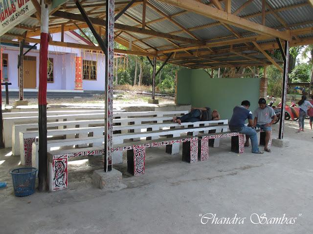 Boneka Sigale-Gale di Pulau Samosir