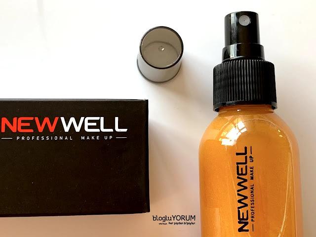 new well derma shimmer fragrance vücut spreyi 2