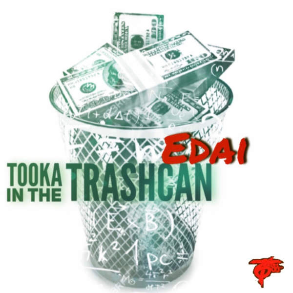 Edai - Tooka In the Trashcan - Single Cover