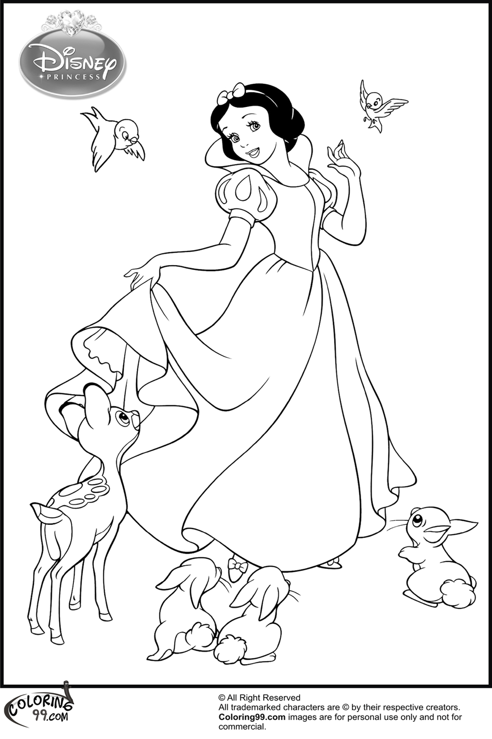 white coloring book pages - photo#46