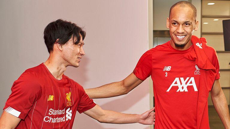 Liverpool FC agree deal to sign Takumi Minamino