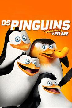 Os Pinguins de Madagascar Torrent - BluRay 720p/1080p Dual Áudio