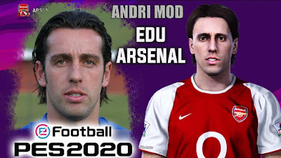 PES 2020 Faces Edu by Andri Mod