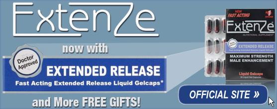 Get Extenze Extended Release Pills