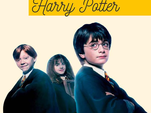 Criando looks inspirados em Harry Potter