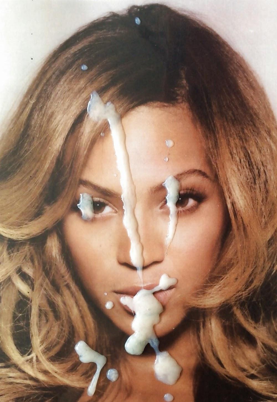 Beyonce Cum 30
