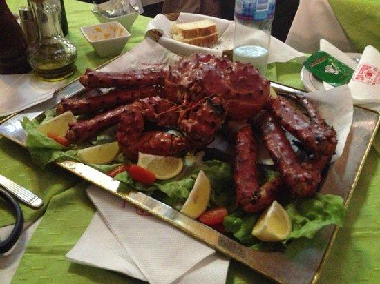 Restaurante Tia Elvira em Ushuaia