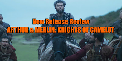 arthur merlin knights of camelot review