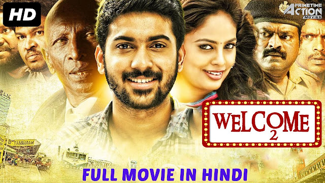 WELCOME 2 2020 Hindi Dubbed 400MB HDRip 480p x264