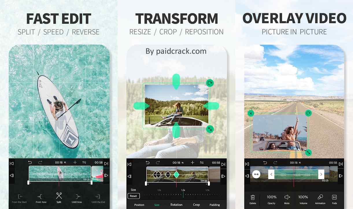 VLLO - Video Editor & Maker Premium Mod Apk 6.2.6