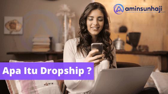 bisnis online dropship reseller