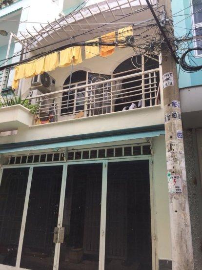 Bán nhà hẻm xe hơi đường số 51 phường 14 quận Gò Vấp giá rẻ