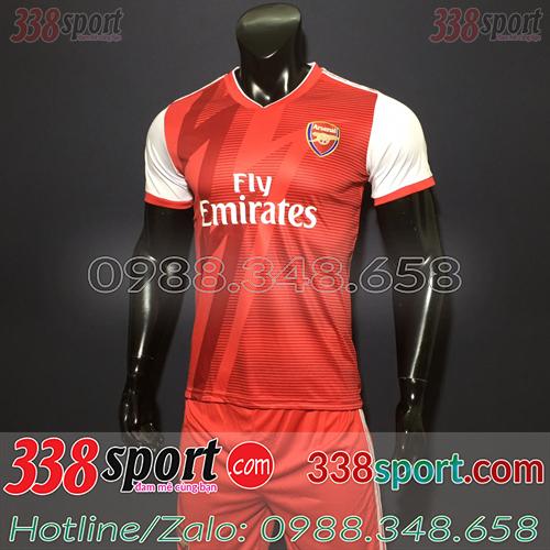 Áo bóng đá Arsenal đẹp