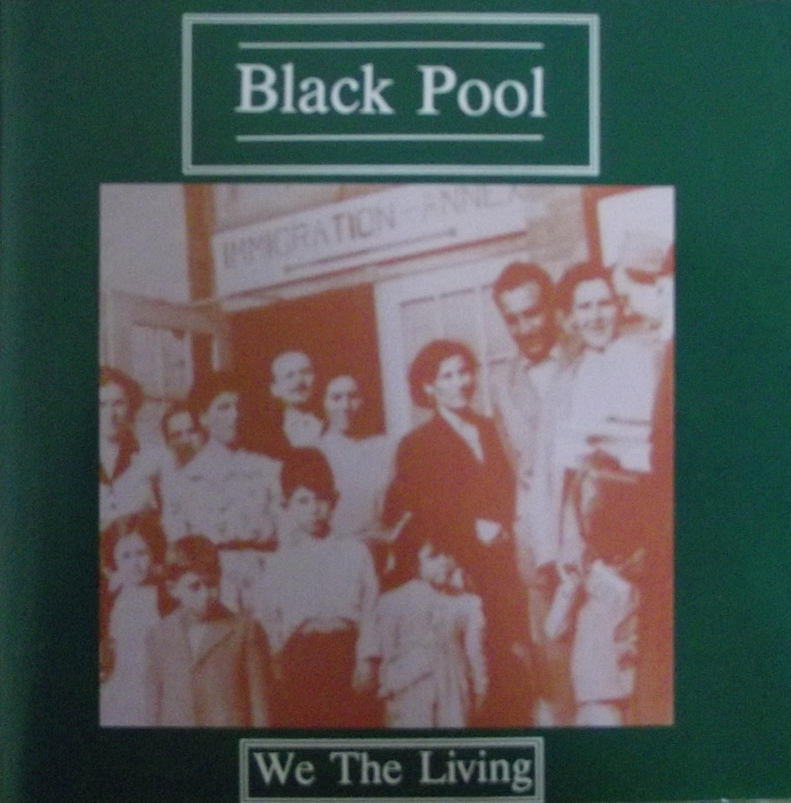 Raised On Canadian Radio: Artist: Black Pool, Album: We The Living