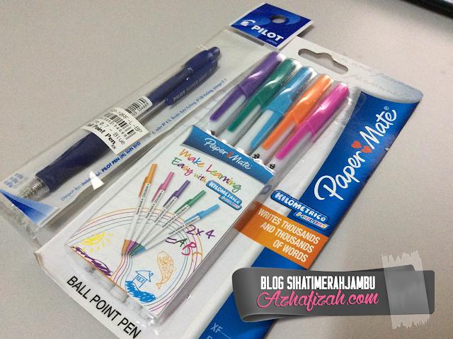Colourful Pen