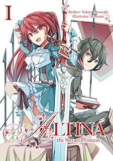 Download Novel Altina the Sword Princess